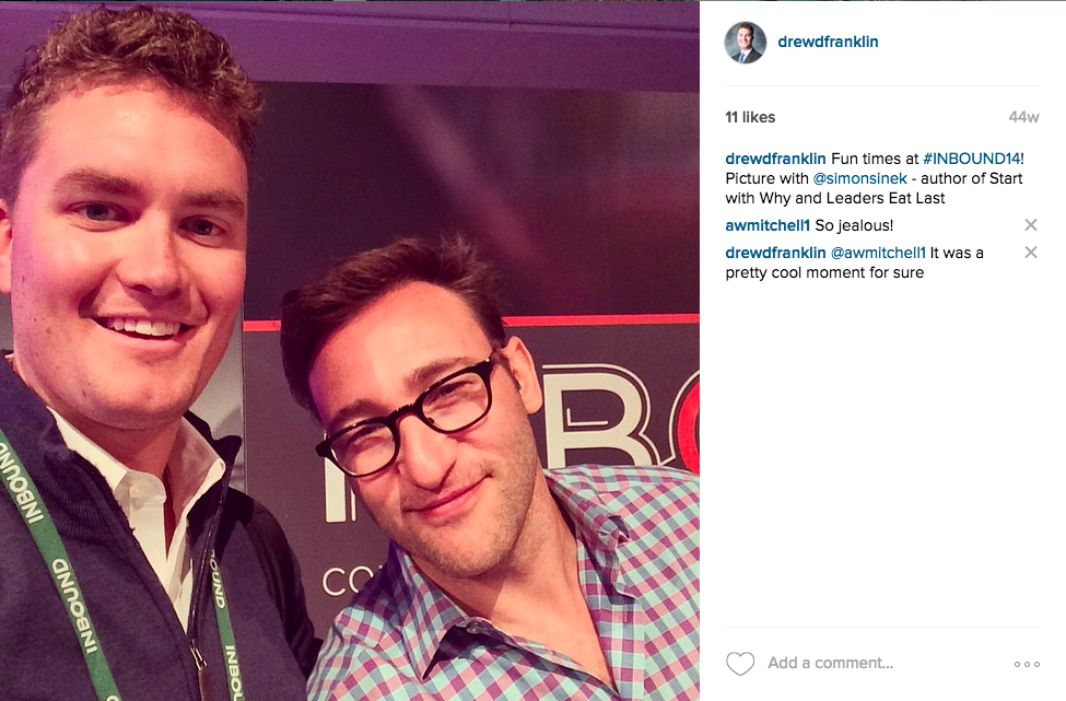 Simon Sinek at INBOUND 2014